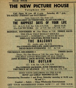 The Citizen, 28 November 1964, 5.